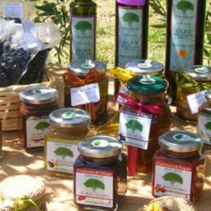 Olive, marmellate, patè di olive, confetture e molto altro