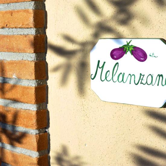 Camera Melanzana